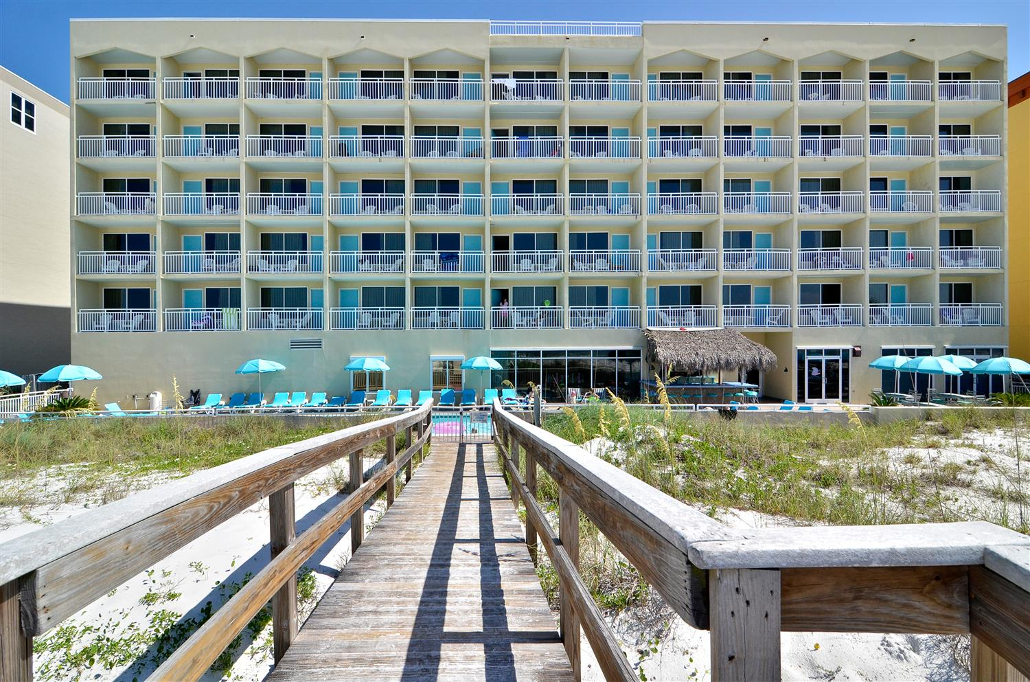 Best Western Beachfront Hotel Fort Walton Beach