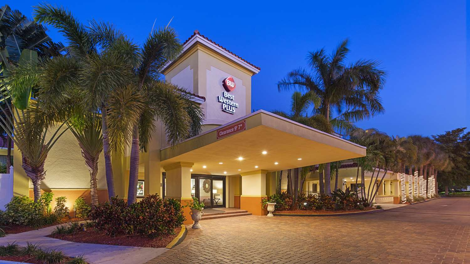 Best Western Plus University Inn Boca Raton