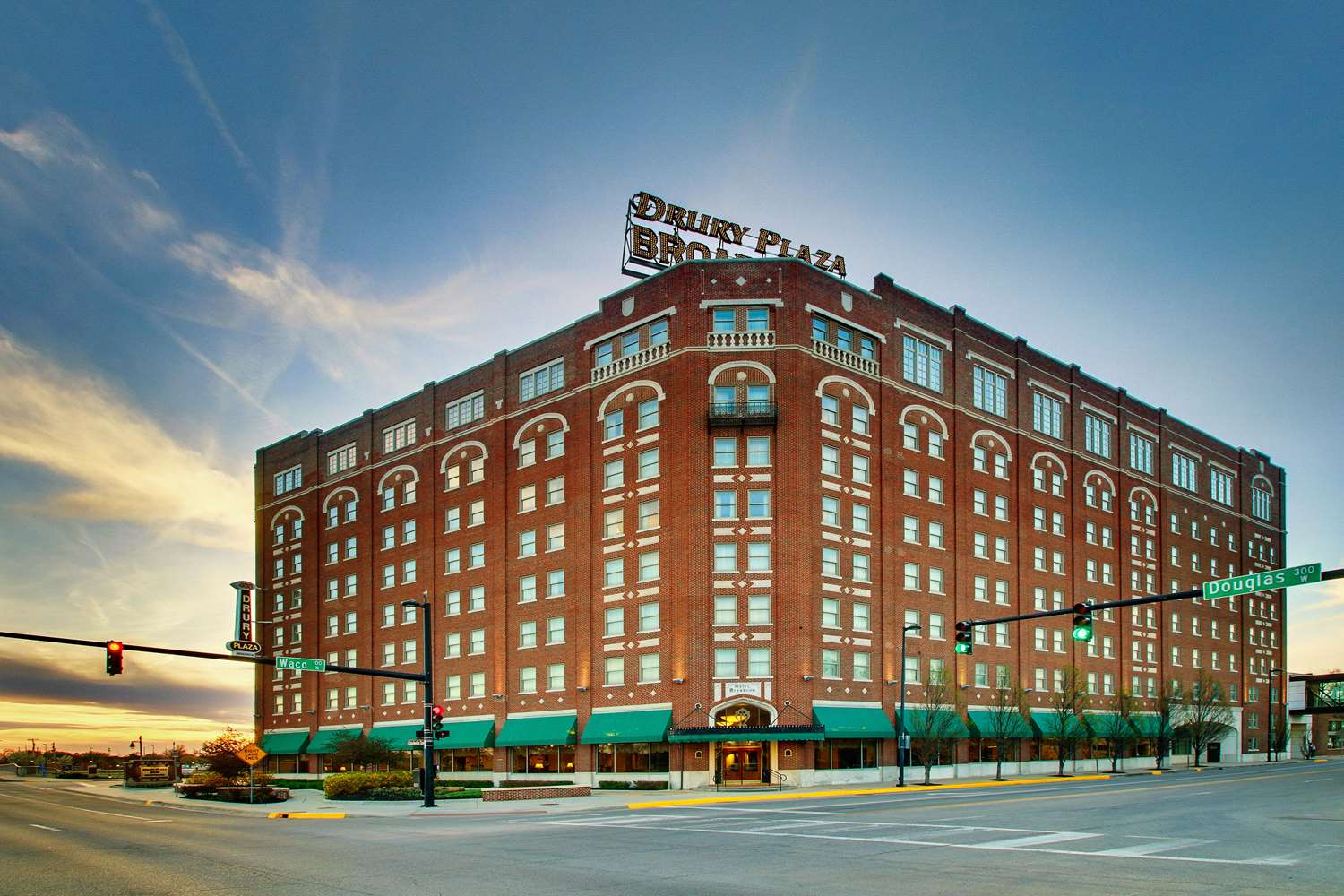 Drury Plaza Broadview Hotel Wichita