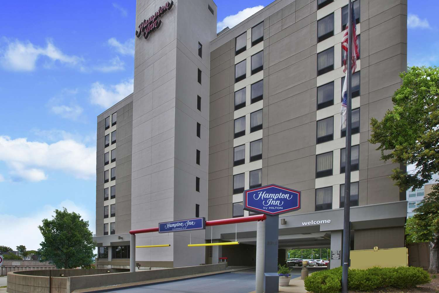 Hampton Inn University Center Pittsburgh