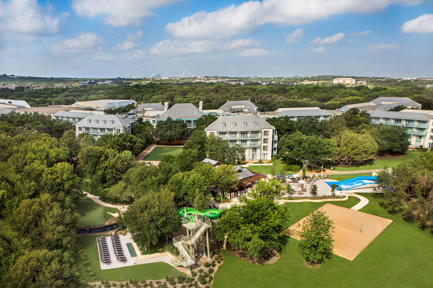 Hyatt Regency Hill Country Resort & Spa San Antonio