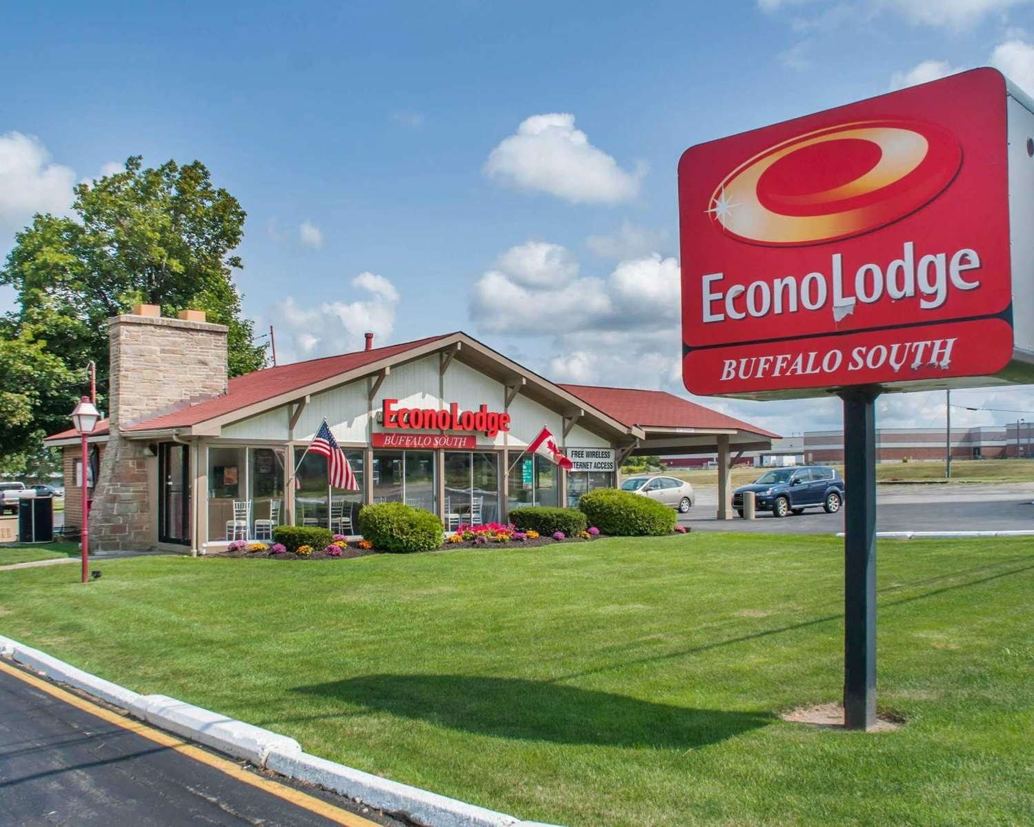 Econo Lodge South Blasdell