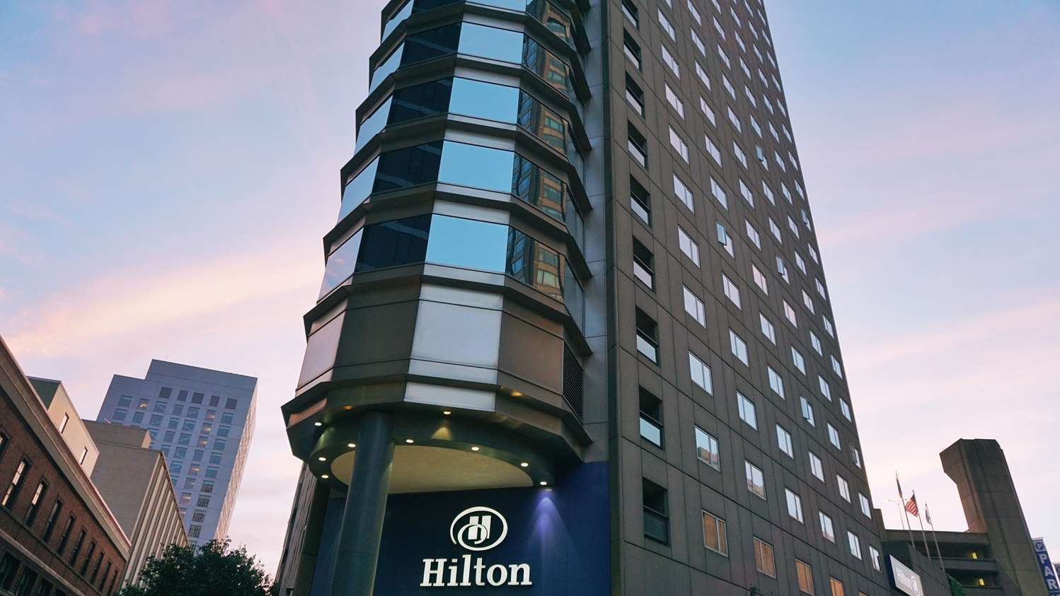 Hilton Boston Back Bay Hotel