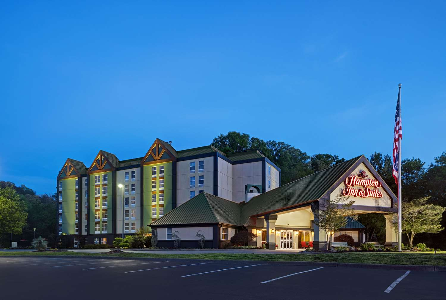 Hampton Inn & Suites on the Parkway Pigeon Forge