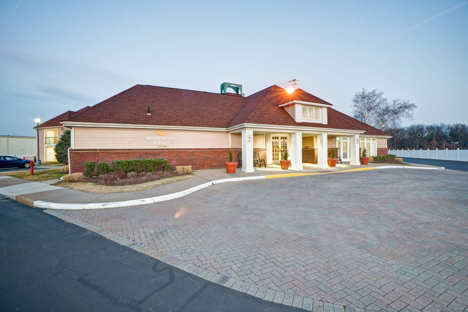 Homewood Suites by Hilton Windsor Locks