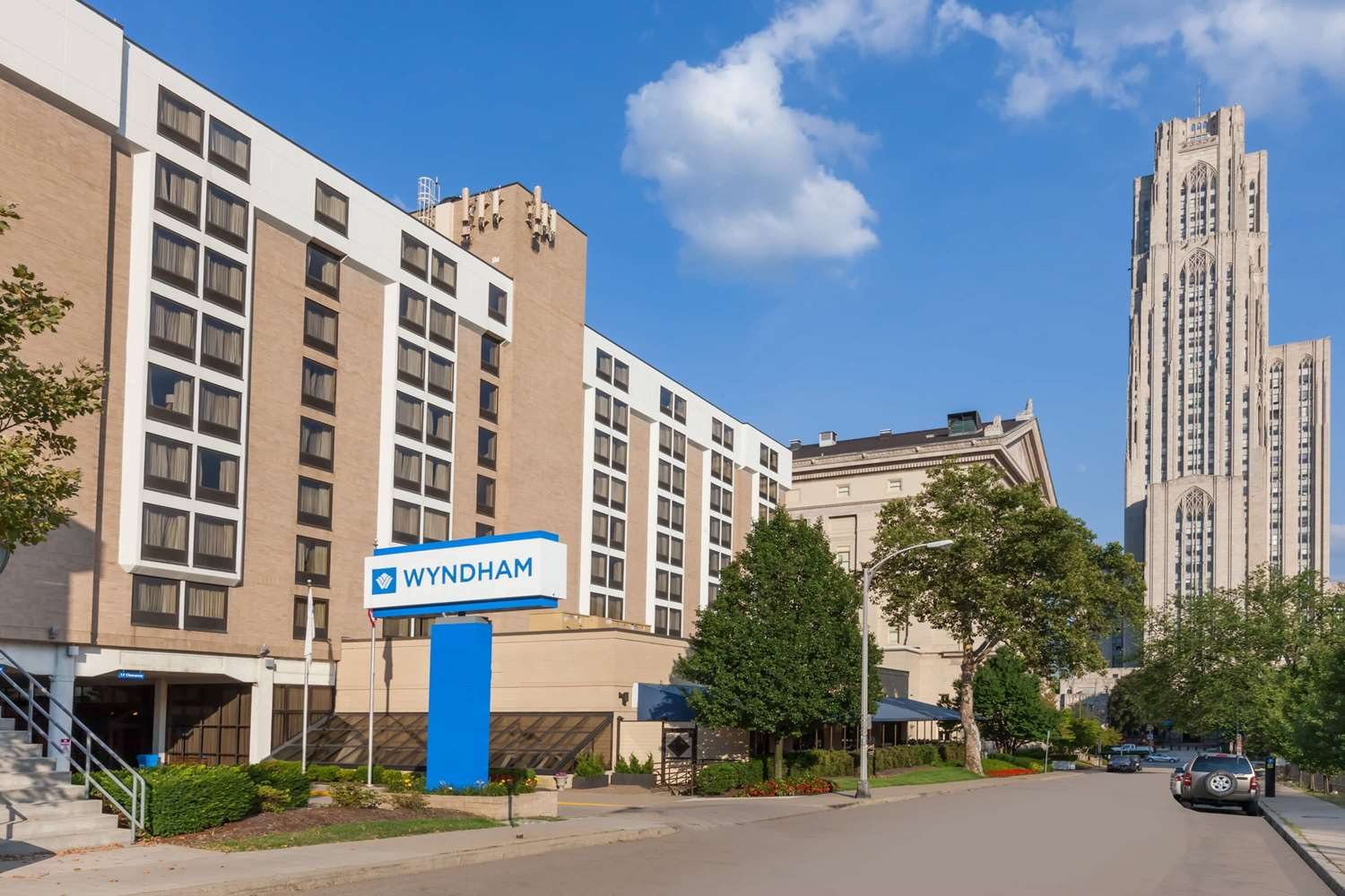 Wyndham University Center Hotel Pittsburgh
