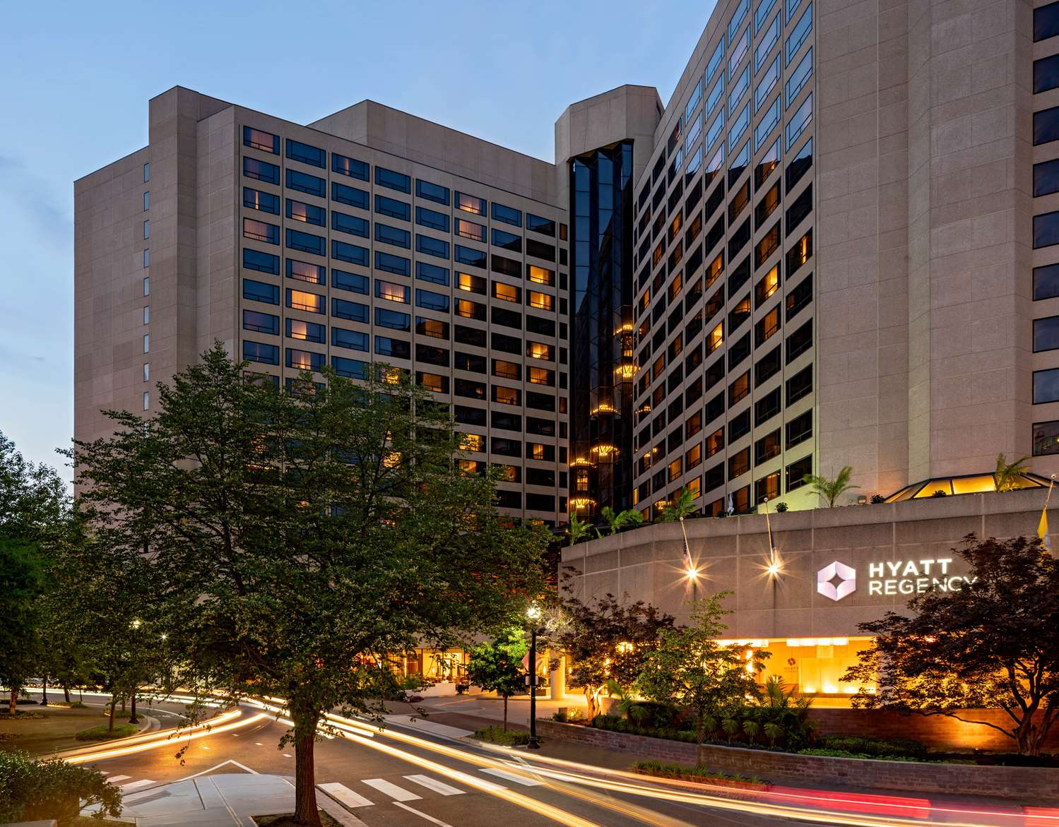 Hyatt Regency Hotel Crystal City Arlington