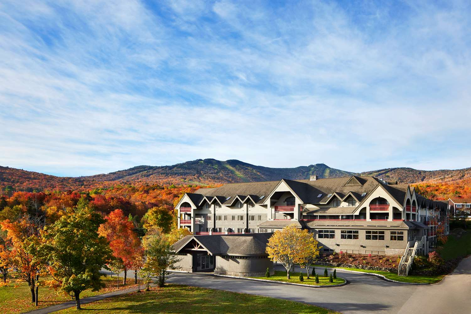 Inn of the Six Mountains Killington