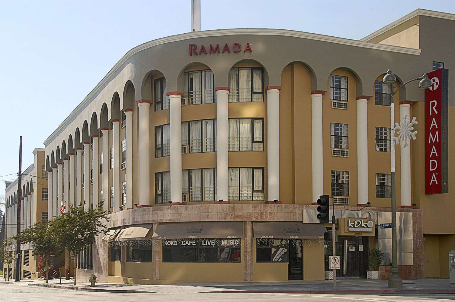 Ramada Wilshire Center Hotel Los Angeles