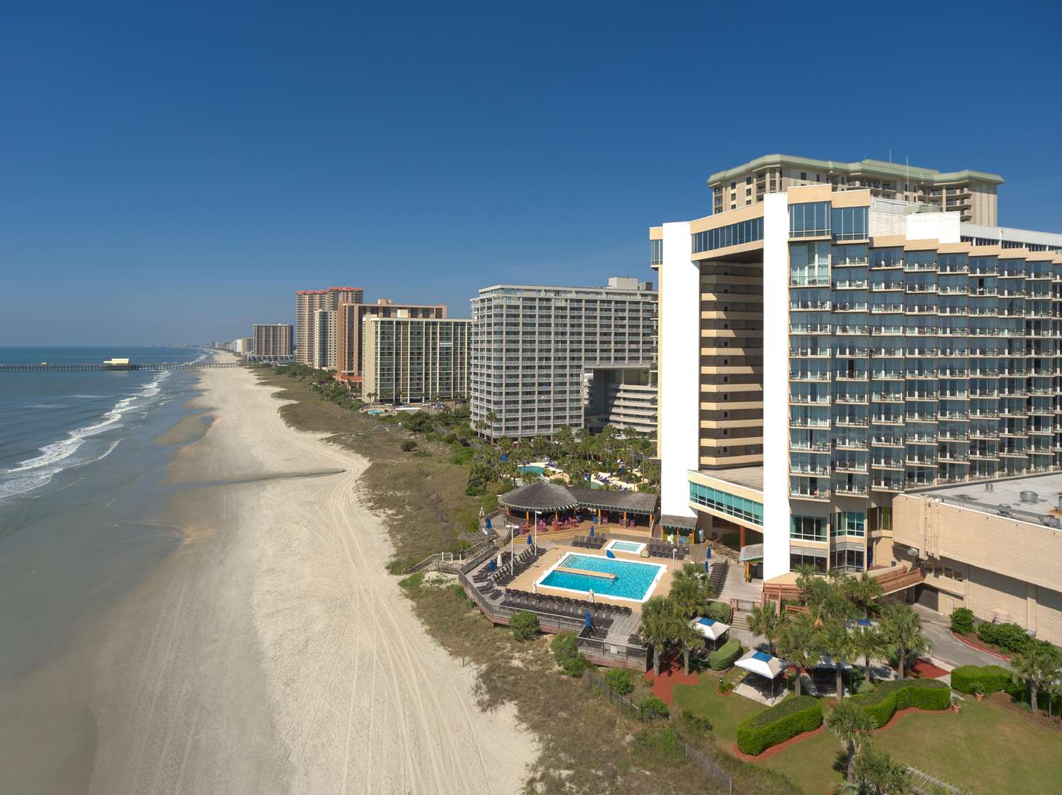 Hilton Resort Myrtle Beach