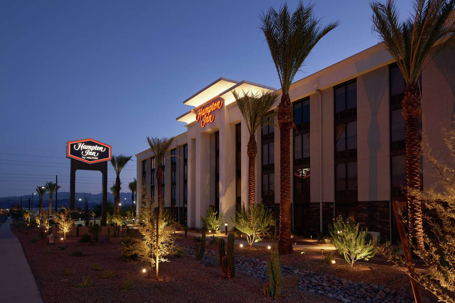 Hampton Inn Lake Havasu City