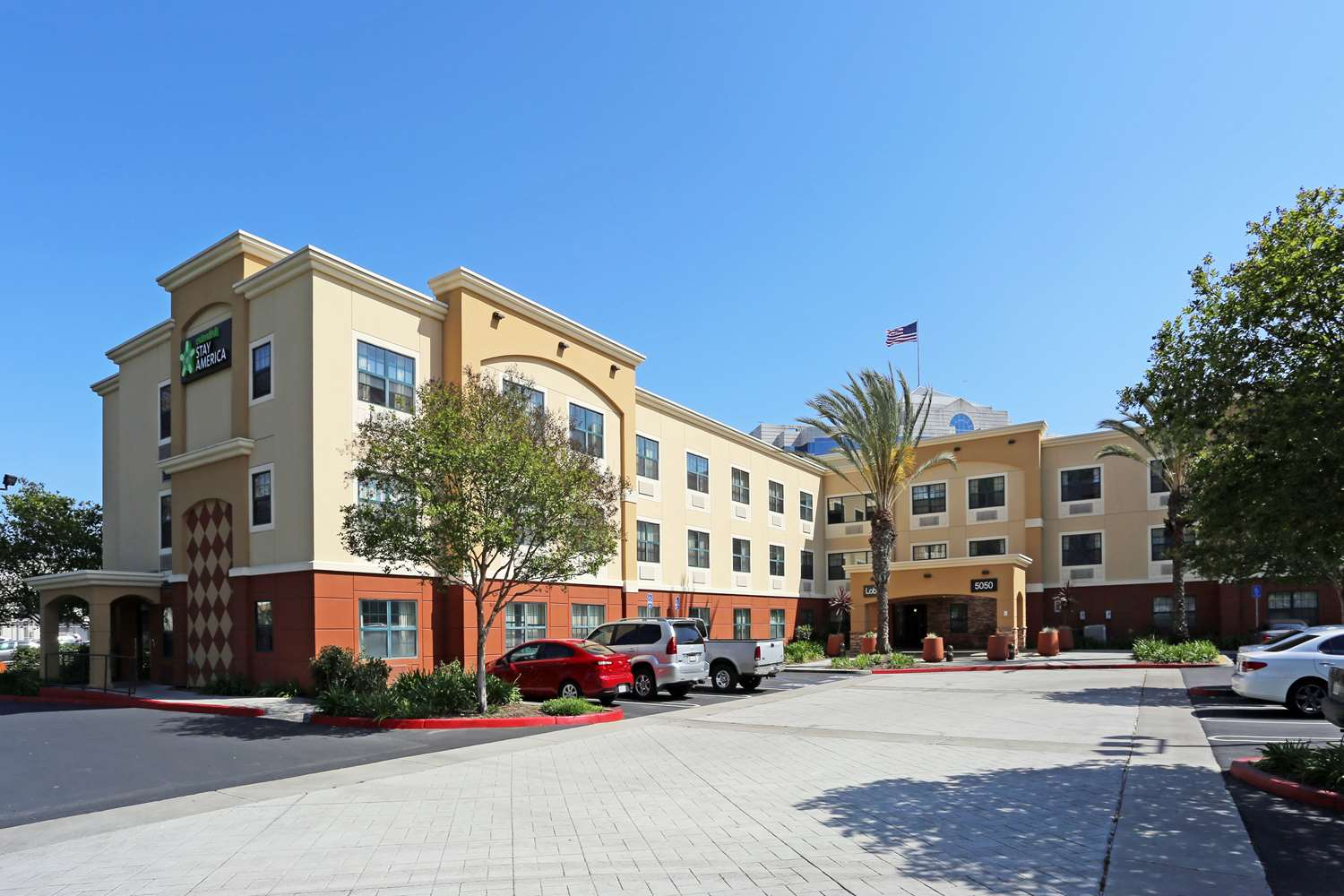 Extended Stay Hotels Seal Beach California