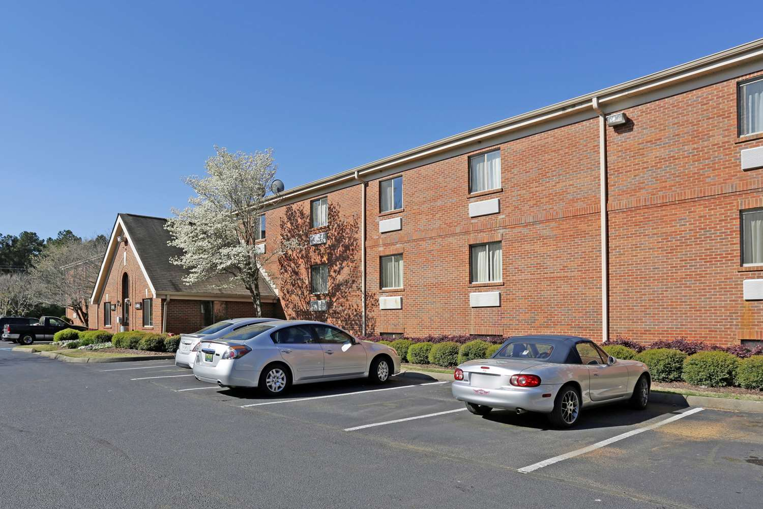 Extended Stay America Hotel Carmichael Road Montgomery