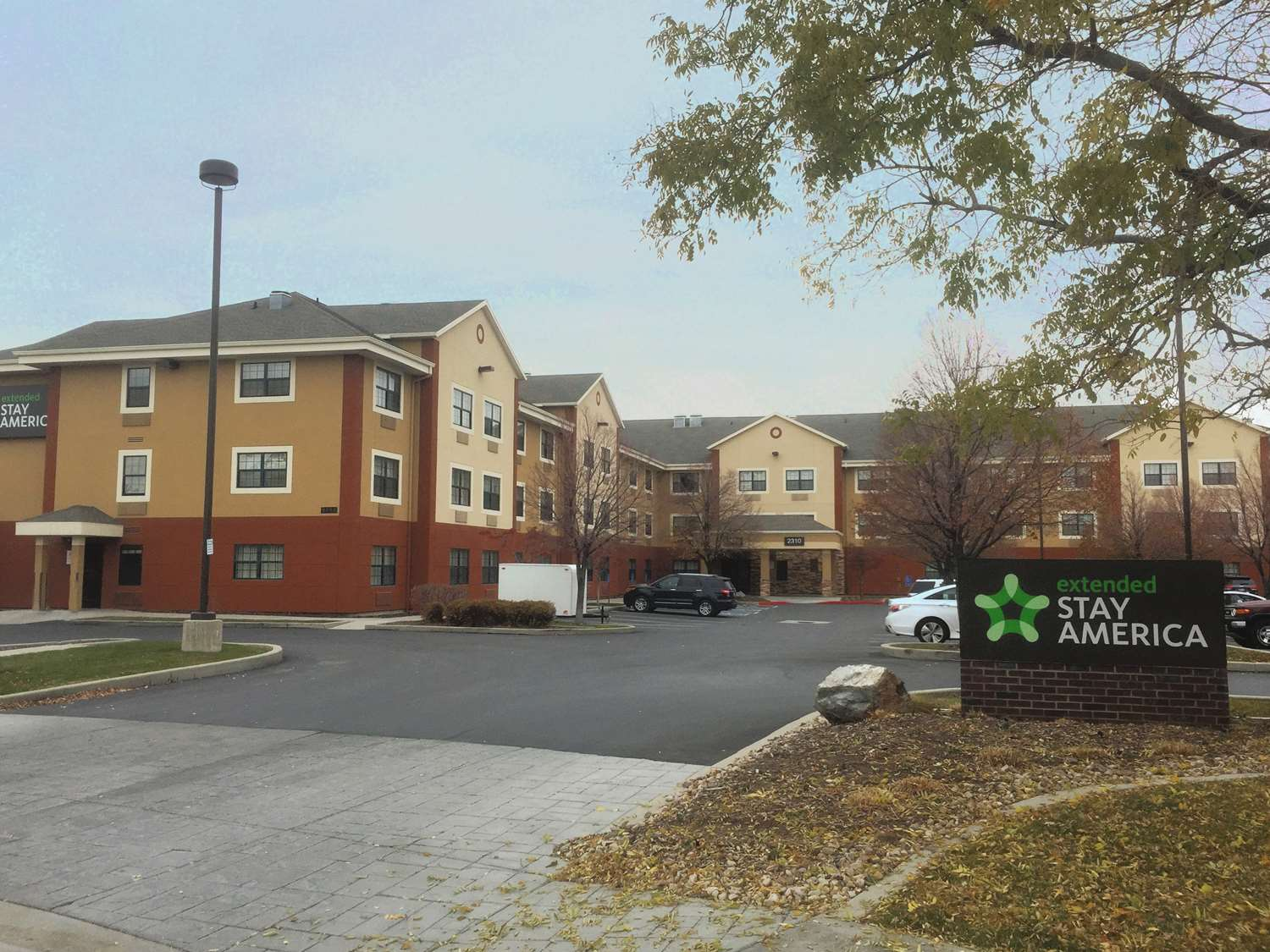 Extended Stay America Hotel West Valley City