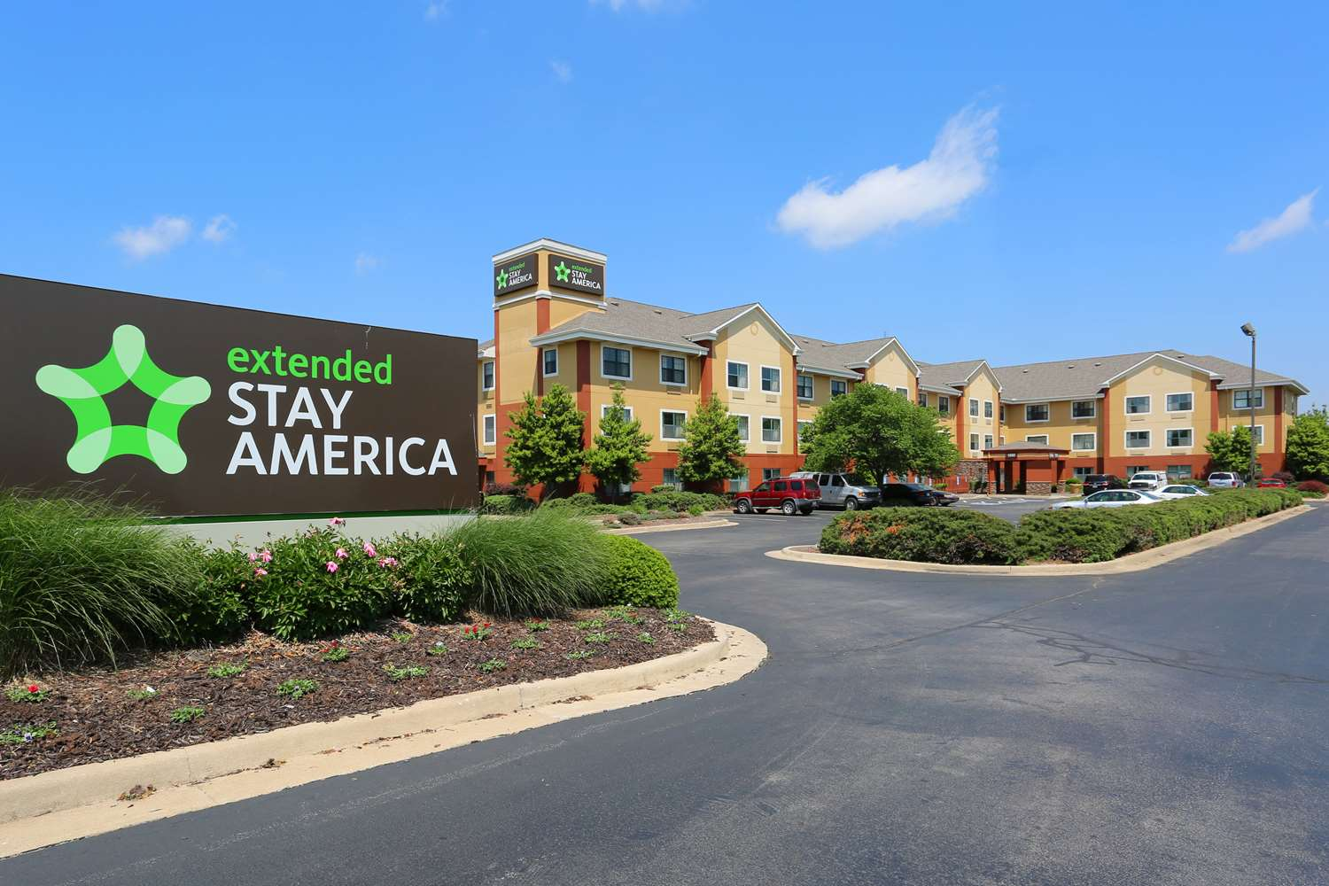 Extended Stay America Hotel Springfield South