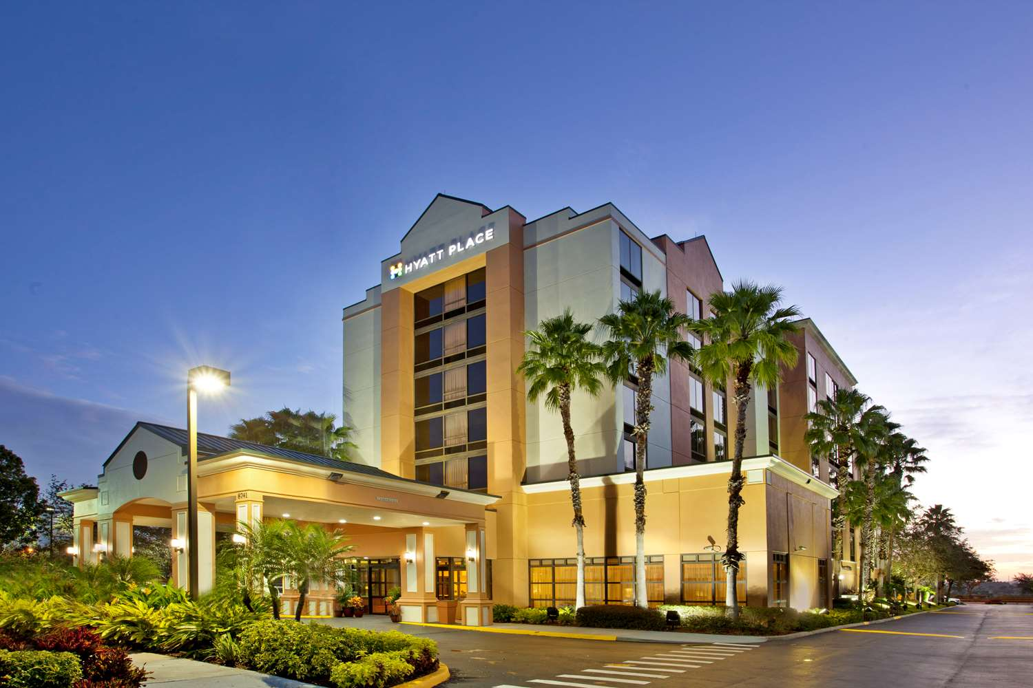 Hyatt Place Hotel Convention Center Orlando