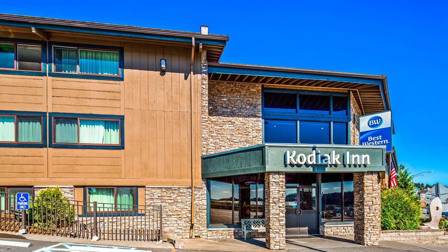 Best Western Kodiak Inn and Conference Center