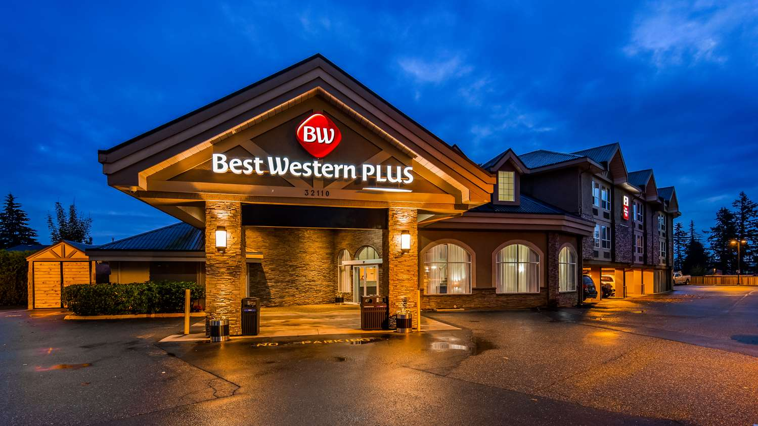 Best Western Plus Regency Inn Abbotsford