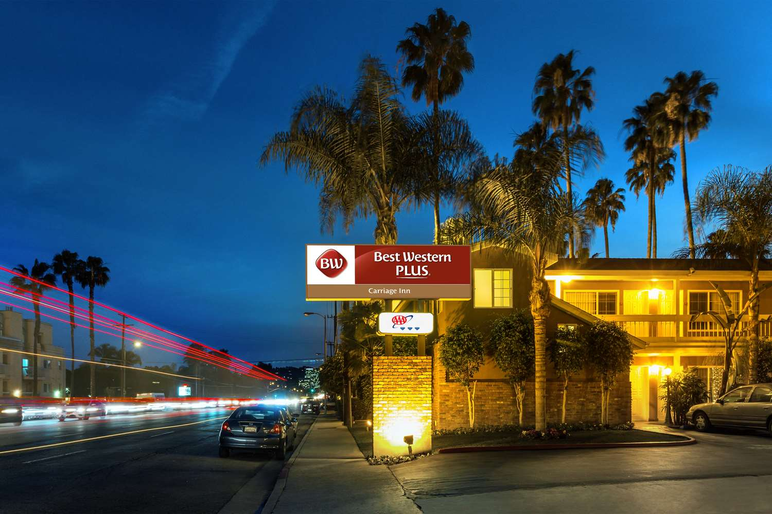 Best Western Plus Carriage Inn Sherman Oaks