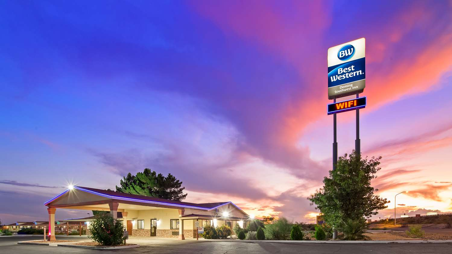 Best Western Mimbres Valley Inn Deming