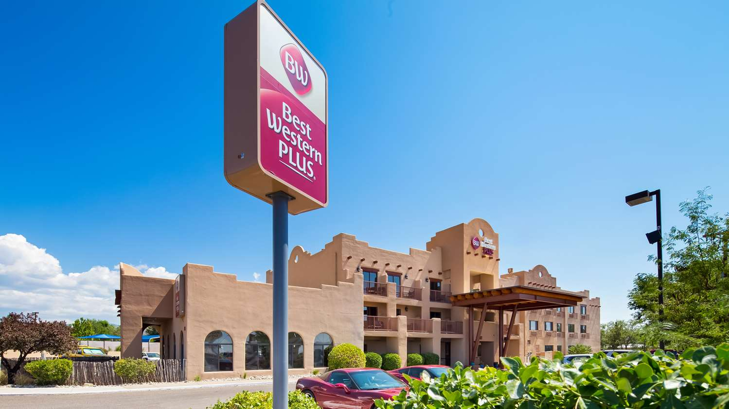 Best Western Plus University Inn Santa Fe
