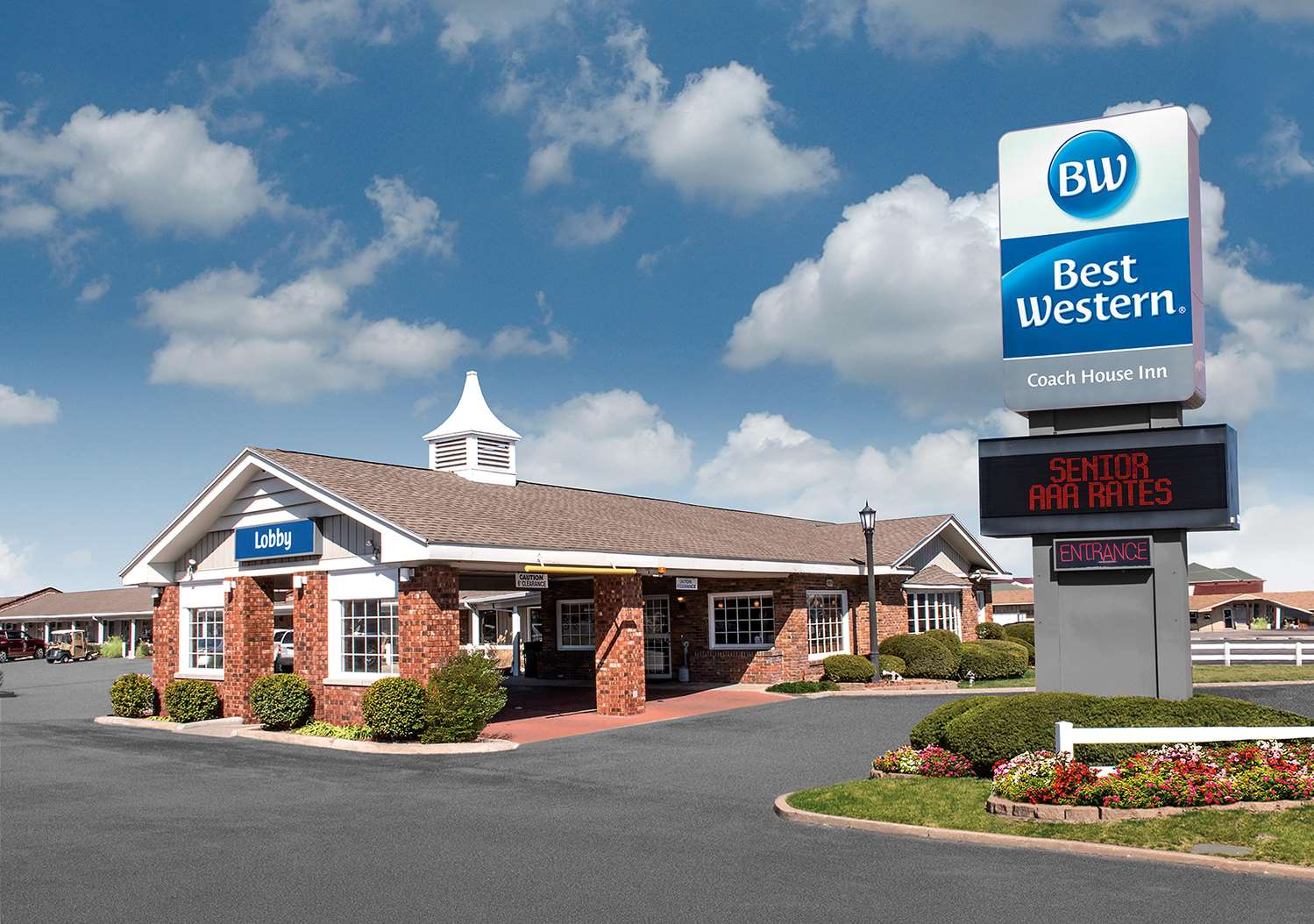 Best Western Plus Coach House Inn Springfield