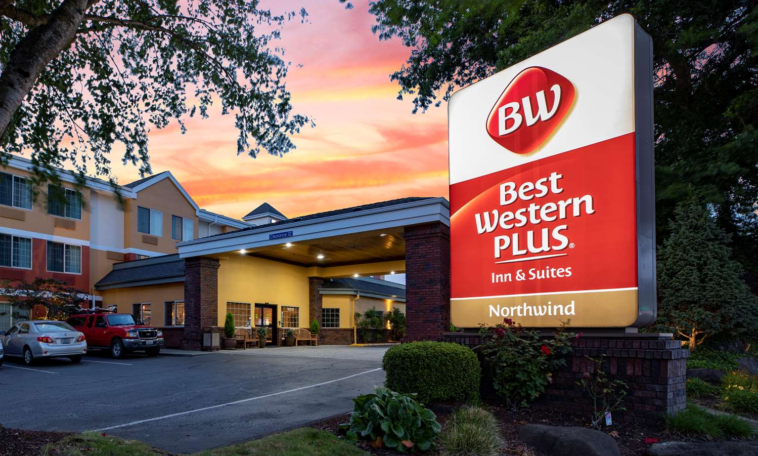 Best Western Plus Northwind Inn & Suites King City