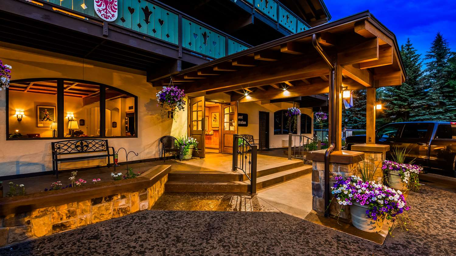Best Western Tyrolean Lodge Ketchum