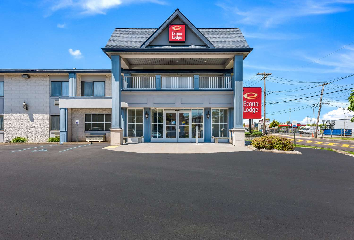 Best Western Motor Inn Quakertown