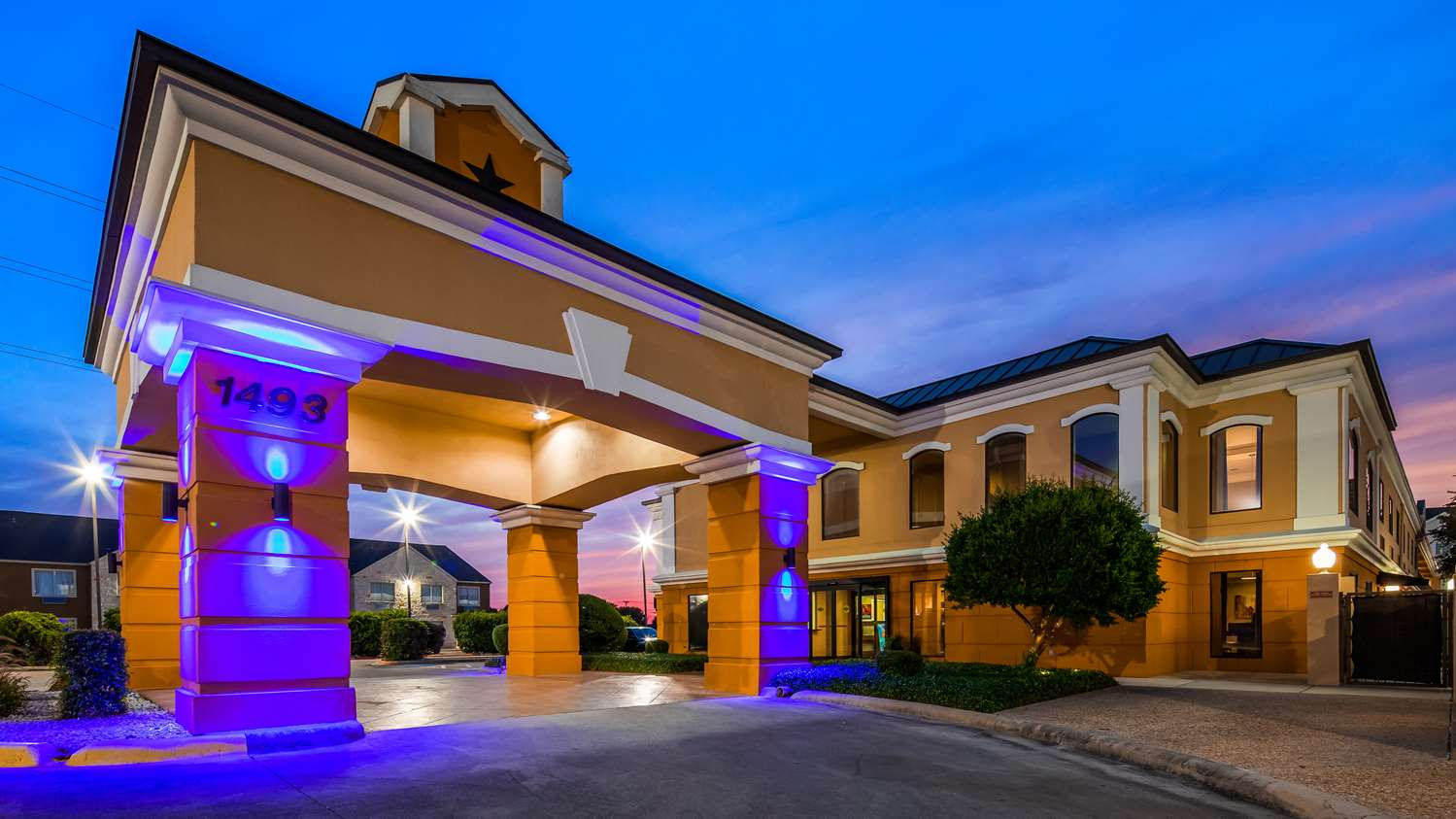 Best Western New Braunfels Inn & Suites