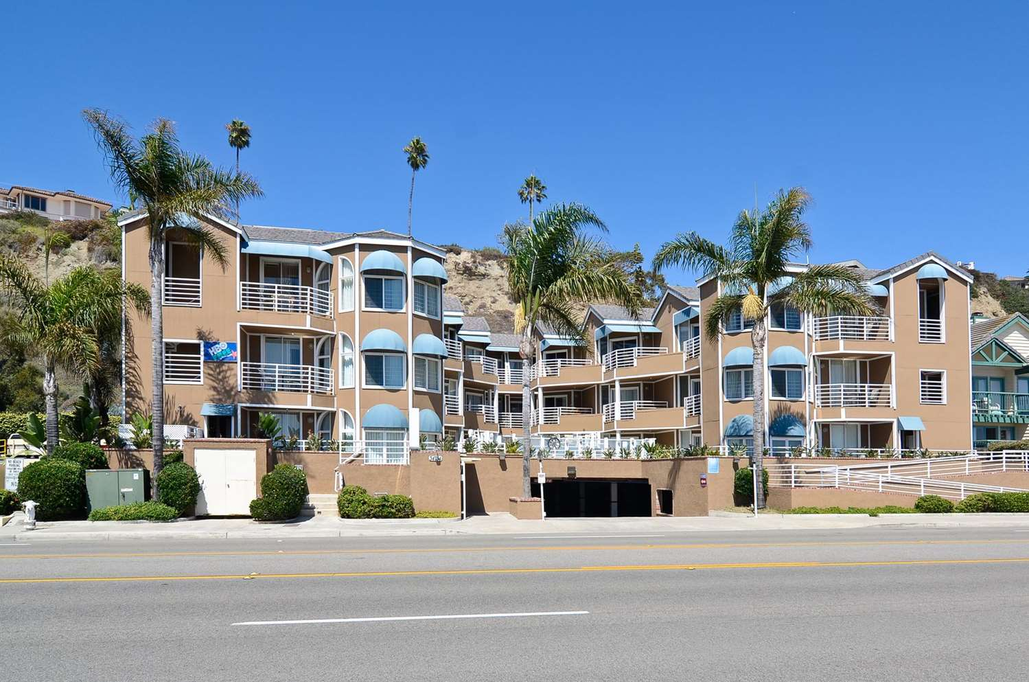 Quality Inn & Suites Oceanview Capistrano Beach