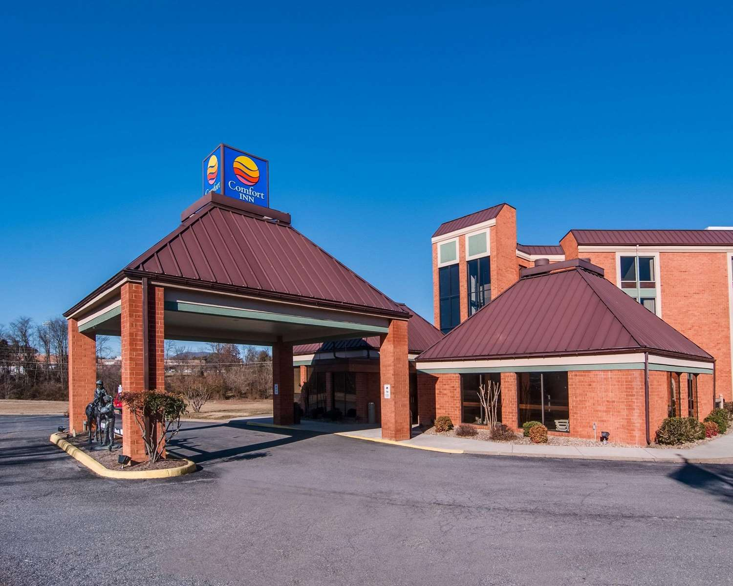 Comfort Inn Virginia Horse Center Lexington
