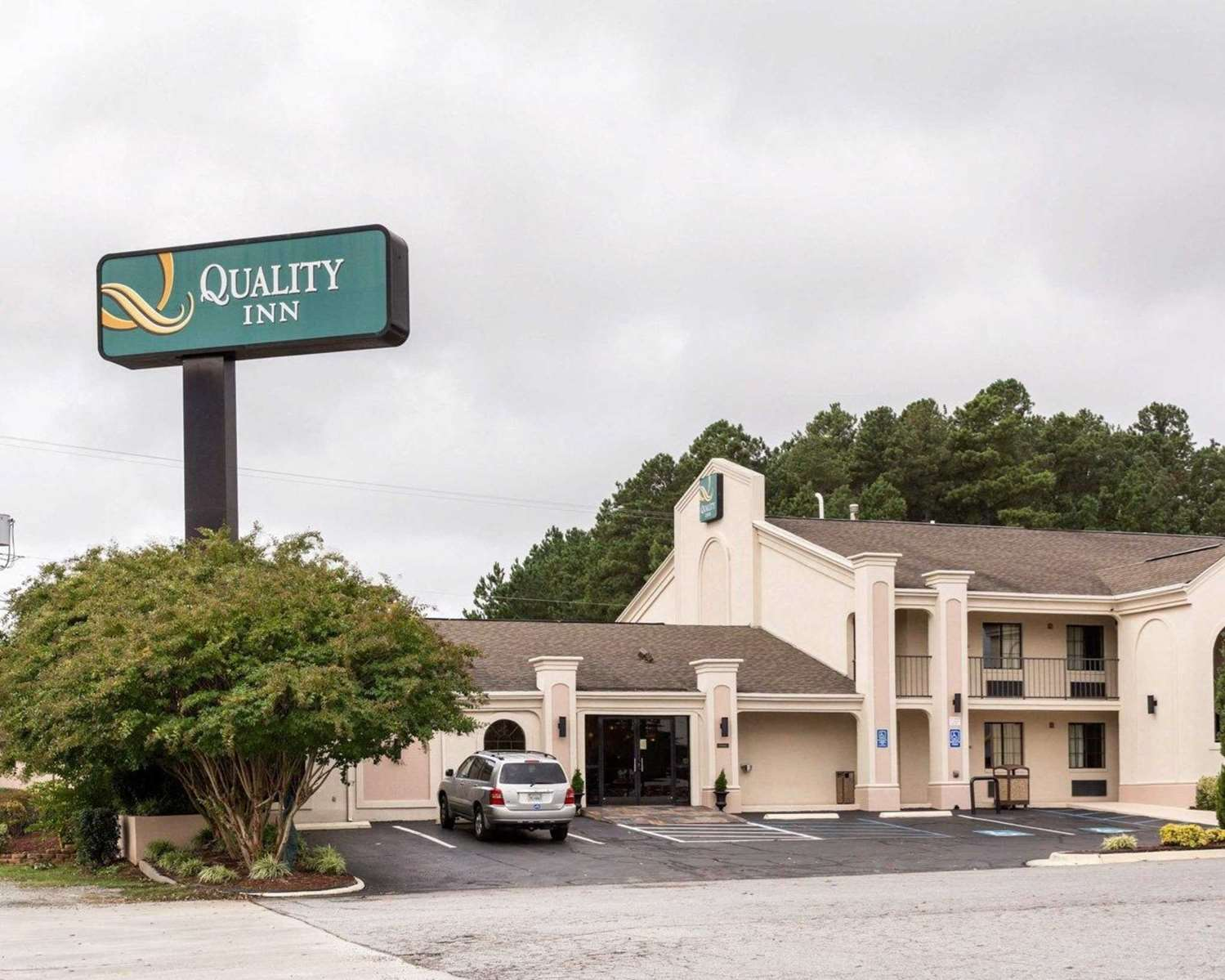Quality Inn South Hill