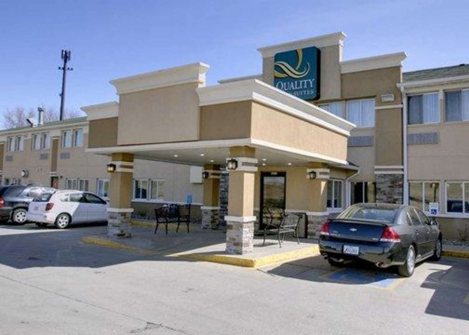 Quality Inn & Suites Airport Des Moines