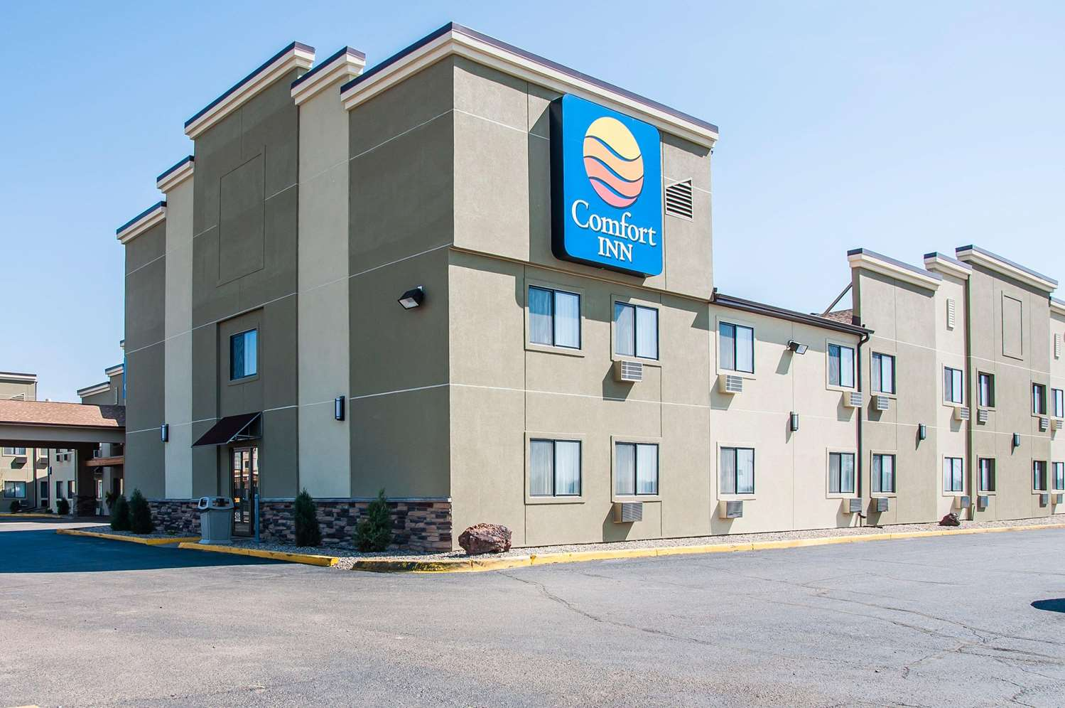 Comfort Inn Dickinson