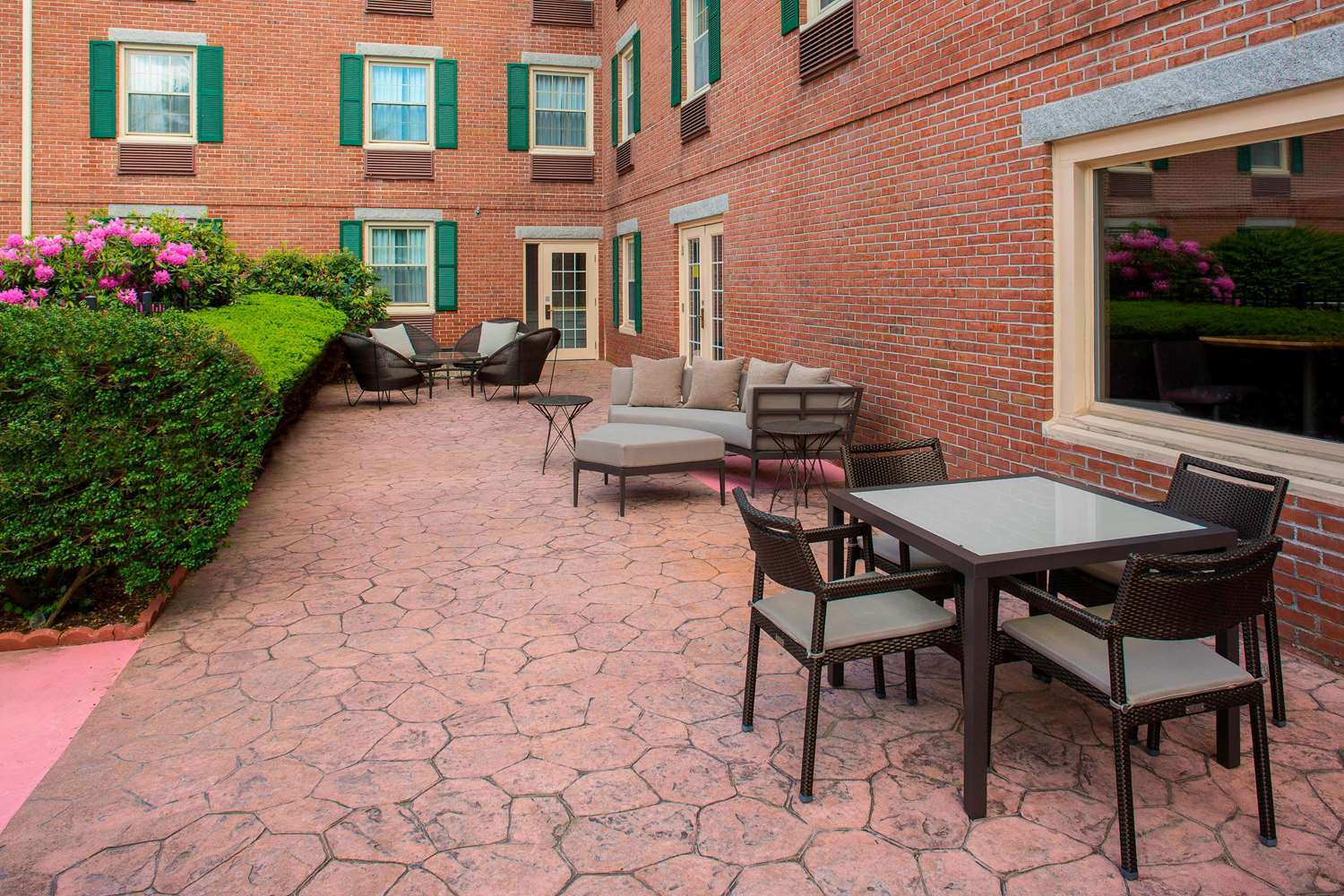 Courtyard by Marriott Hotel Lowell