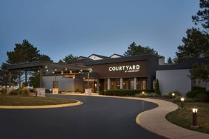 Courtyard by Marriott Hotel Wood Dale