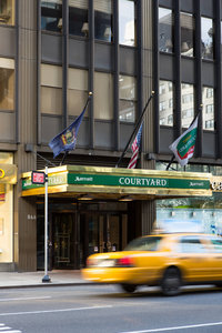 Courtyard by Marriott Hotel Midtown East New York City