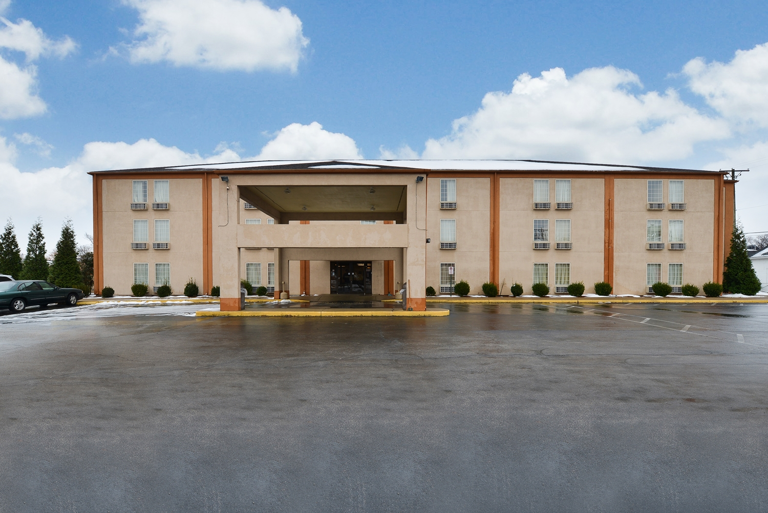 Americas Best Value Inn Evansville