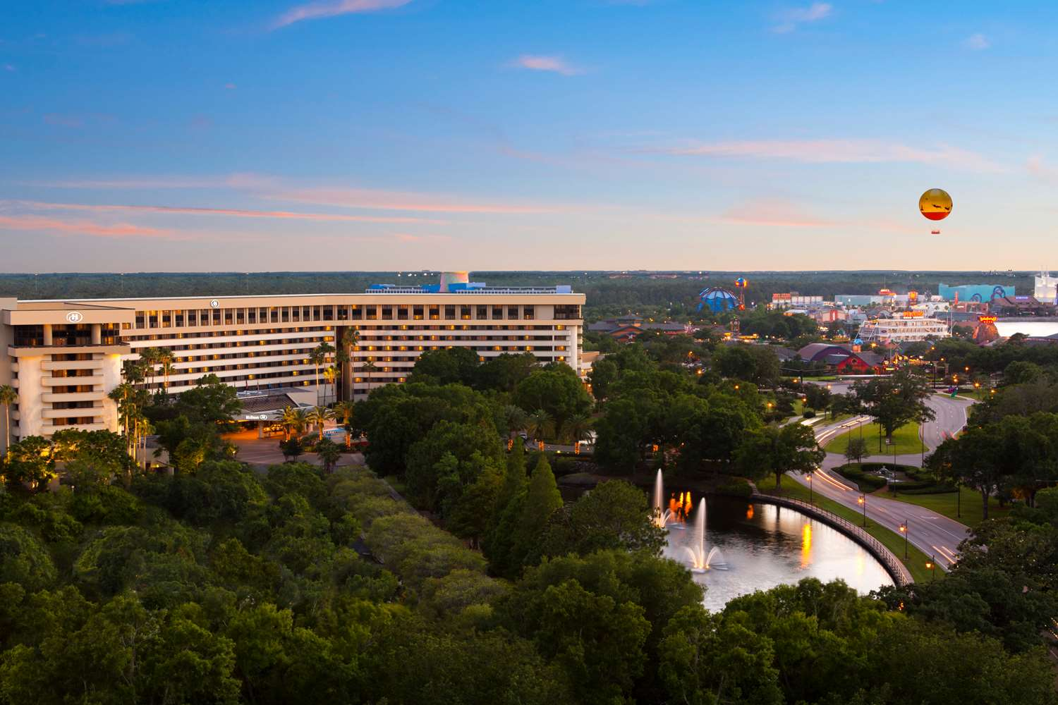Hilton Hotel Lake Buena Vista