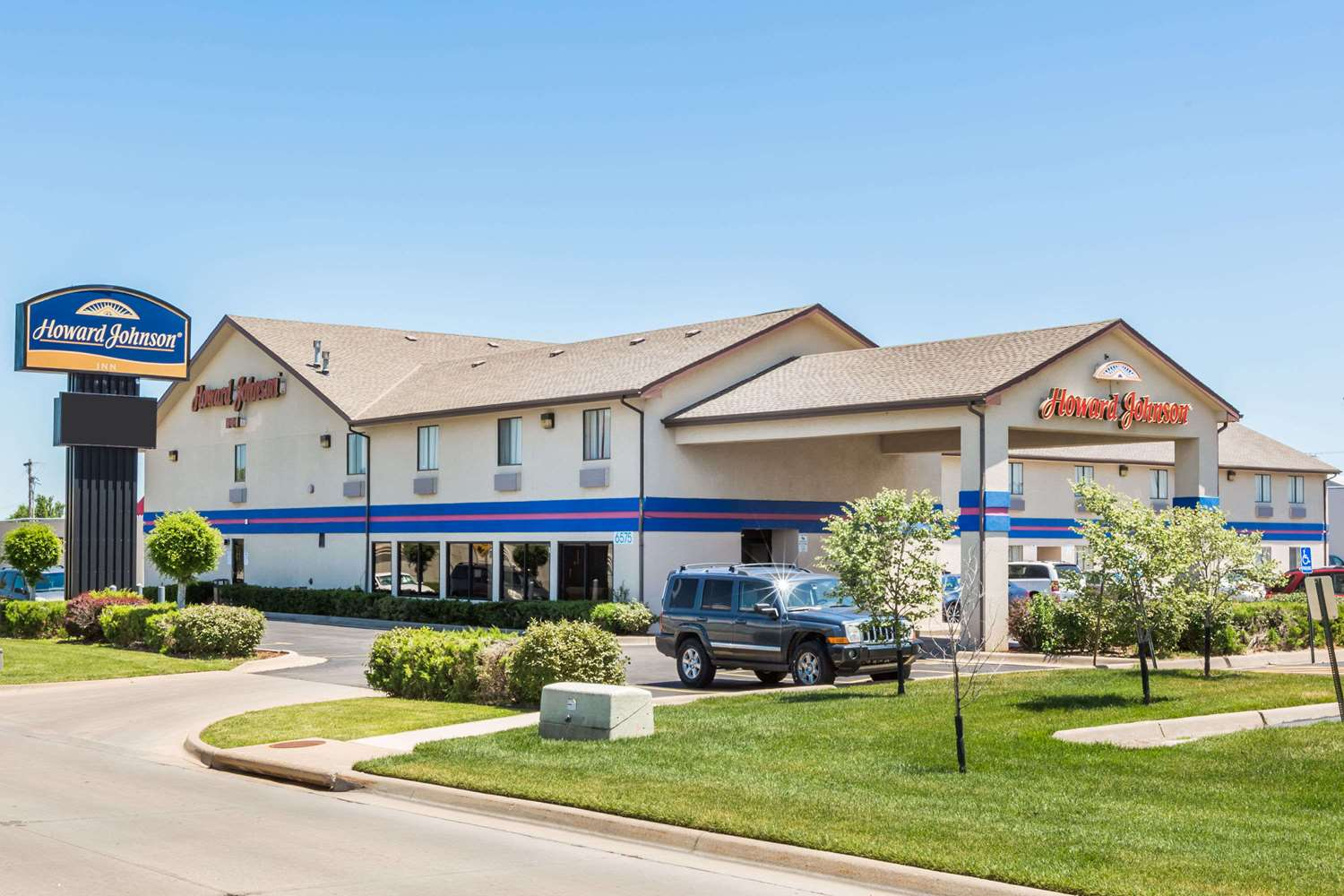 Howard Johnson Express Inn Airport Wichita