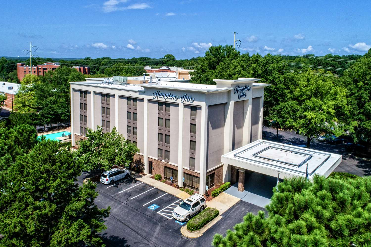 Hampton Inn Cary