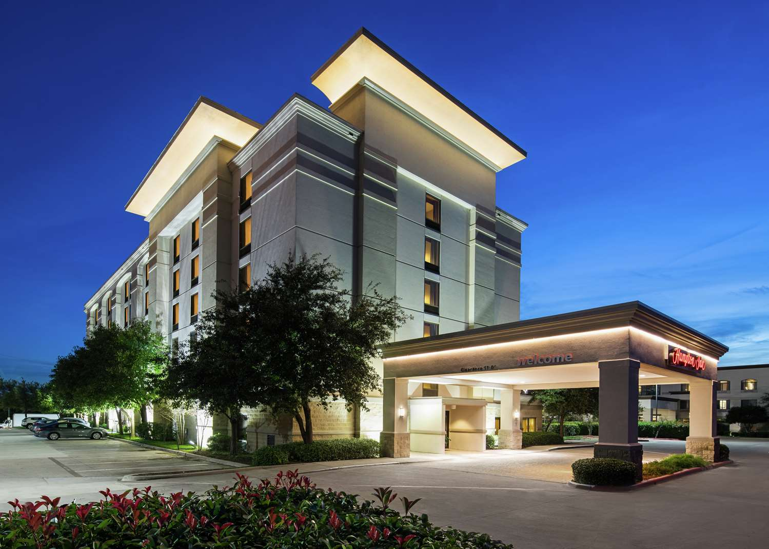 Hampton Inn Las Colinas Irving