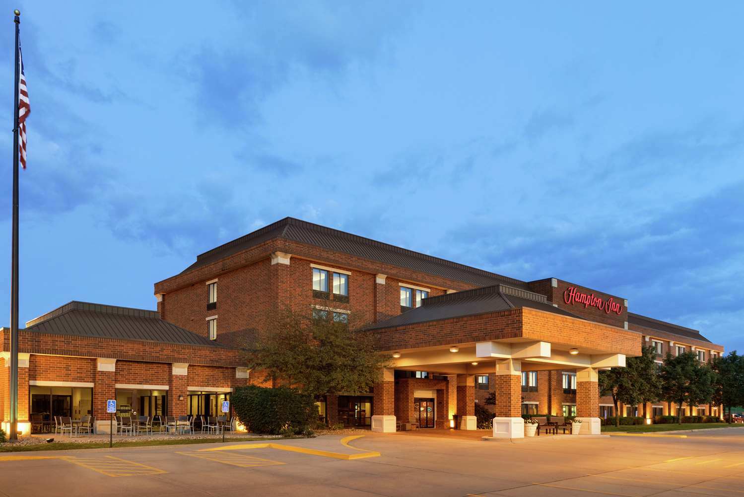 Hampton Inn West Des Moines