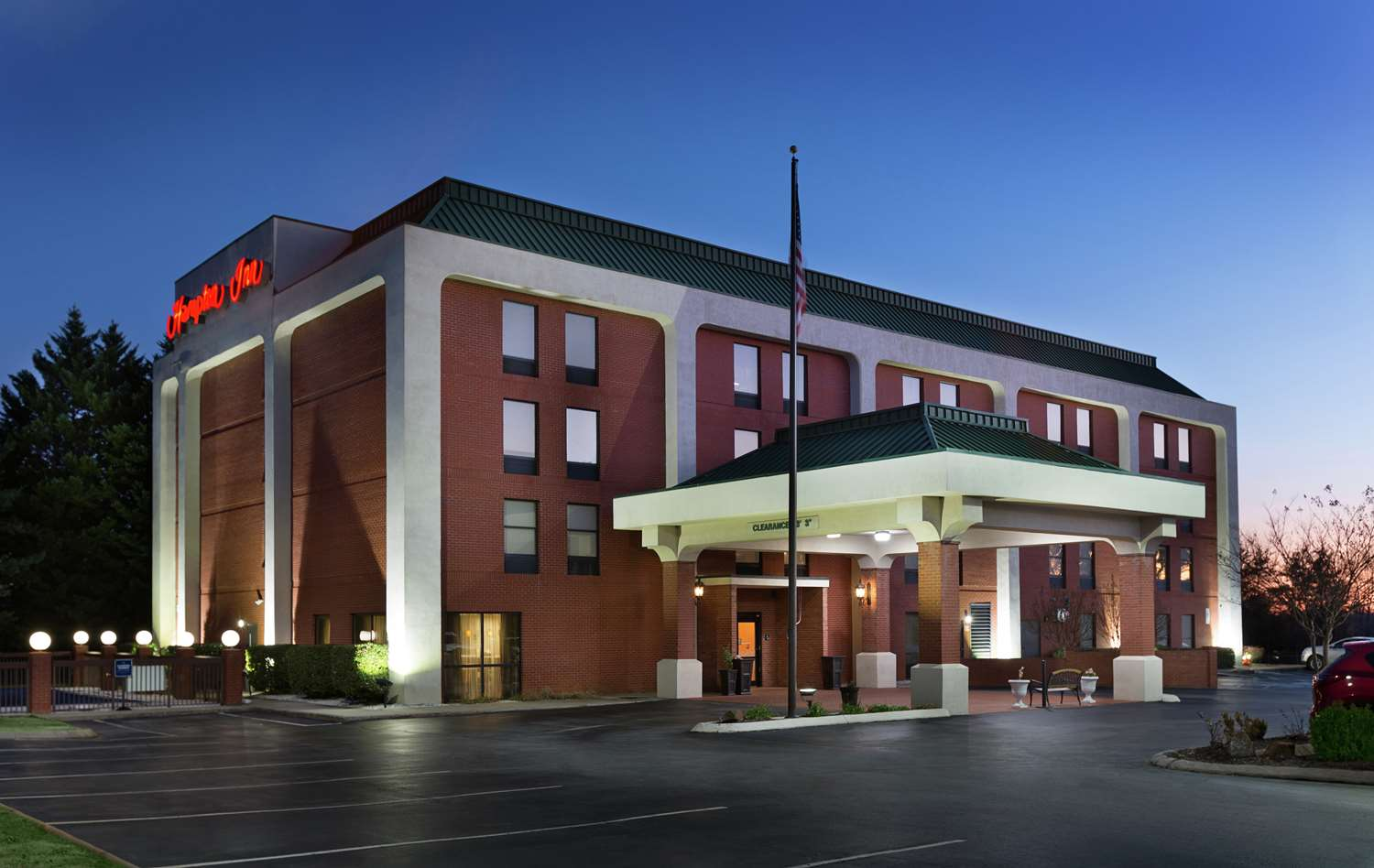 Hampton Inn Travelers Rest