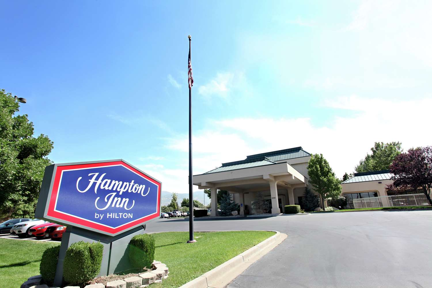 Hampton Inn Woods Cross