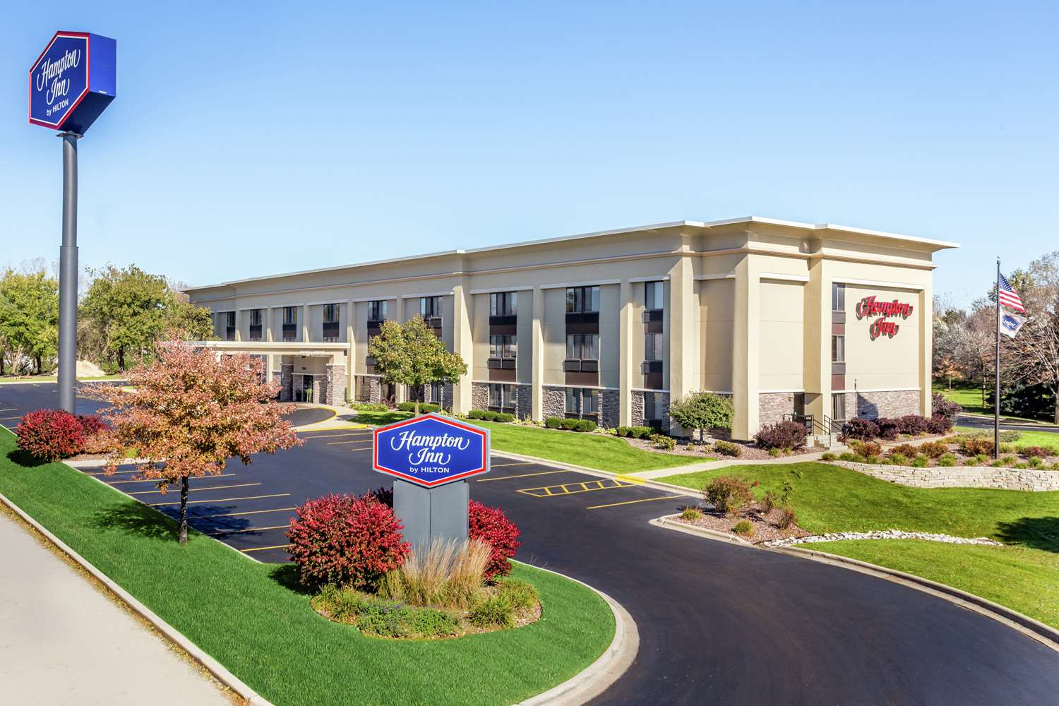 Hampton Inn Airport Milwaukee