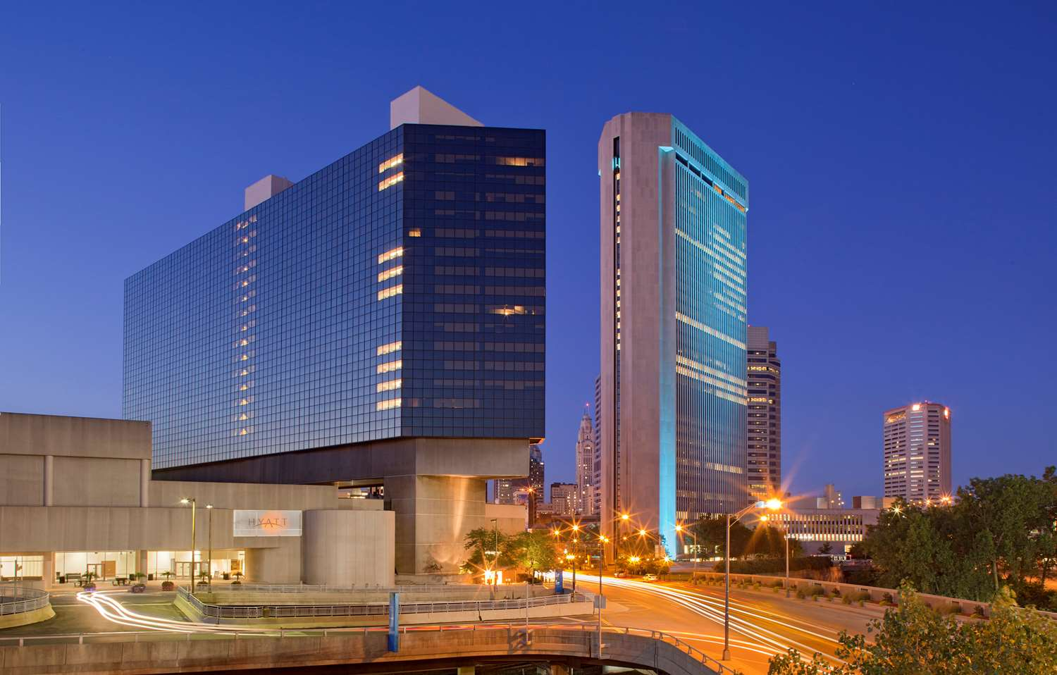 Hotels Near Greater Columbus Convention Center Ohio