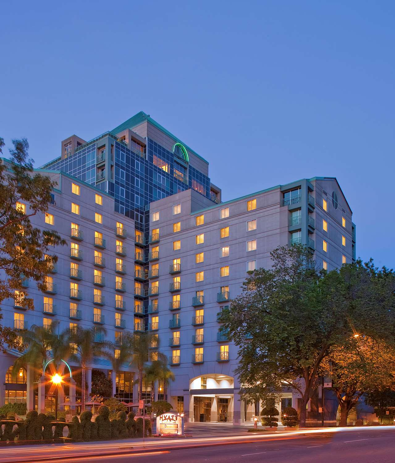 Hyatt Regency Hotel Sacramento