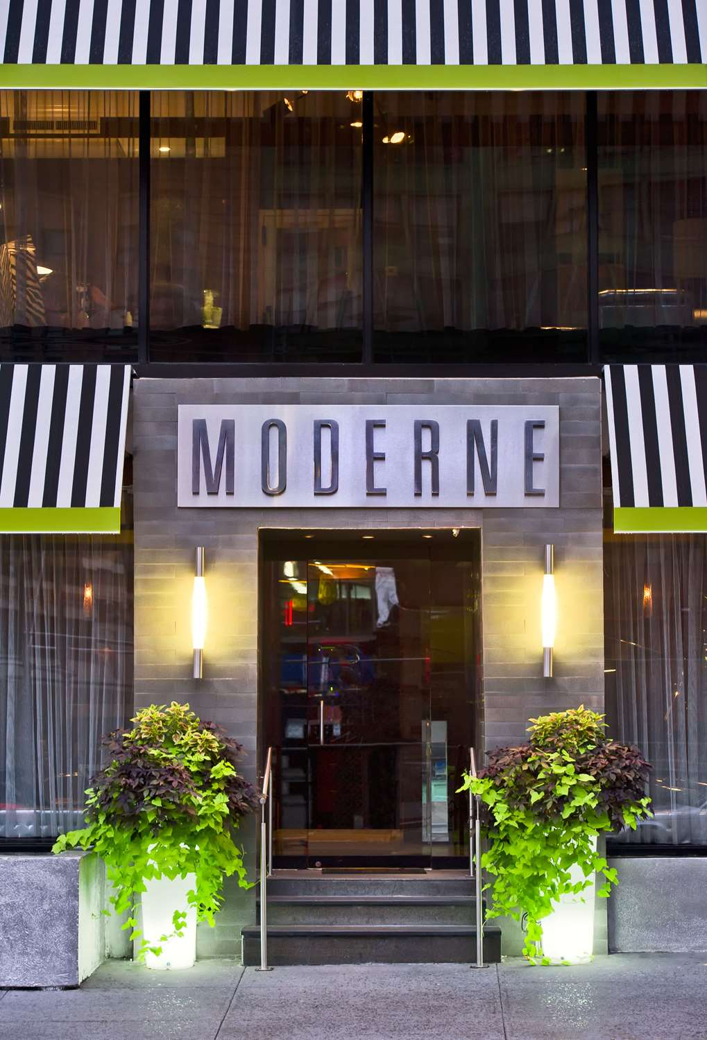 Moderne Hotel New York City